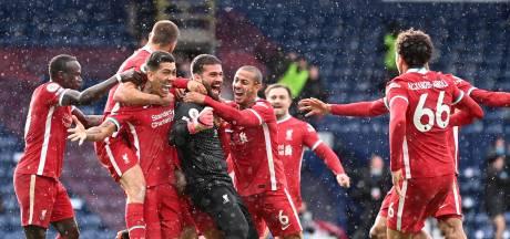 Krankzinnige apotheose: doelman Alisson kopt Liverpool diep in blessuretijd naar cruciale zege