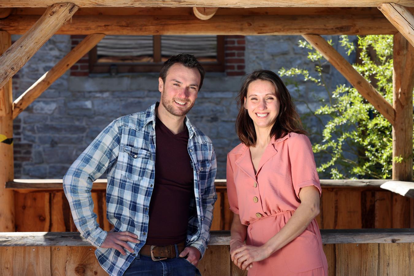 Christopher Timmerman en Magali Van Houtte vertellen in Dag Allemaal over het leven bij de Planckaerts.
