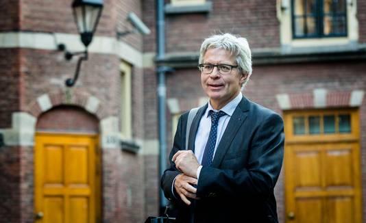 Ferd Crone, burgemeester Leeuwarden.
