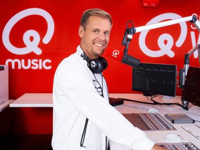 """INTERVIEW. Armin van Buuren draait nu ook plaatjes op Qmusic: """"Topdj's verdienen echt geen half miljoen per week"""""""
