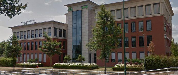 Het hoofdkwartier van CSU en Tzorg.