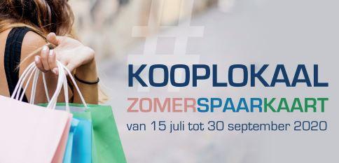 De zomerspaarkaart van Vosselaar wordt 15 juli gelanceerd
