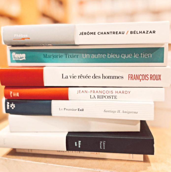 La sélection des livres du Prix Filigranes.