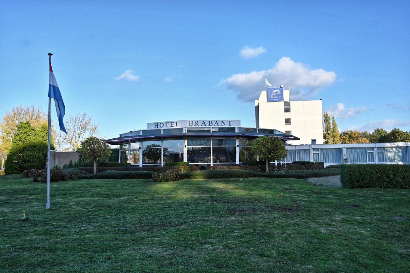 Het Amrâth Hotel aan de Heerbaan in Breda maakt plaats voor de Breda City Campus.