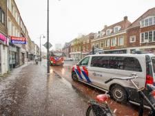 Kruisstraat tijdelijk afgesloten wegens lastig te vinden brand