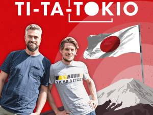Luister hier naar alle afleveringen van de Olympische podcast Ti-Ta-Tokio