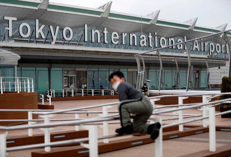 De internationale luchthaven van Tokio, Haneda Beeld REUTERS