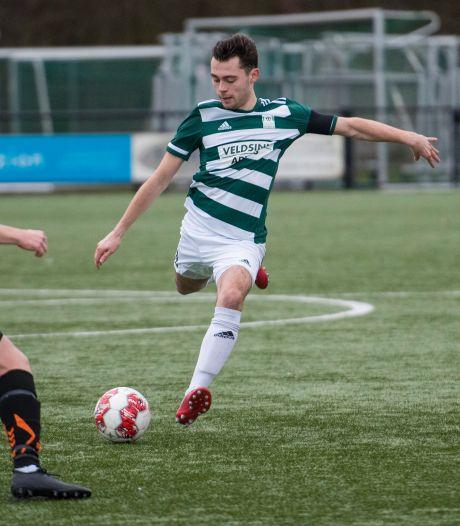 Davey van Bokhoven van Nuenen gaat voor nieuwe uitdaging bij FC Eindhoven AV
