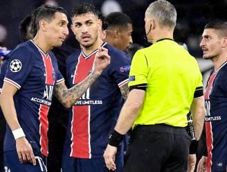 """Ref Kuipers zou 'f*ck you' gezegd hebben tegen PSG-spelers, Pochettino: """"Misschien moet UEFA onderzoek starten"""""""