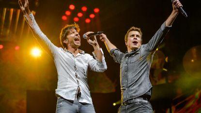 Koen Wauters & Niels Destadsbader geven vanavond een gratis concert