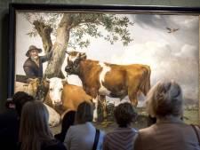 Al 100.000 bezoekers voor Mauritshuis