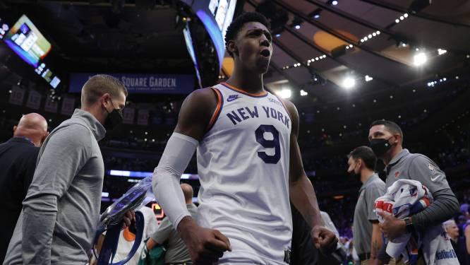 Vicekampioen Phoenix begint met valse noot aan nieuw NBA-seizoen, Knicks kloppen Celtics in spektakelmatch
