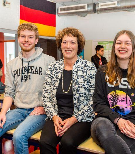 Genomineerd voor Docent Duits van het jaar: docenten Violetta en Marijke kunnen wel lesgeven