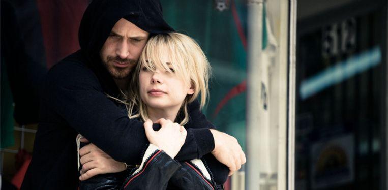 Ryan Gosling en Michelle Williams in Blue Valentine van Derek Cianfrance Beeld