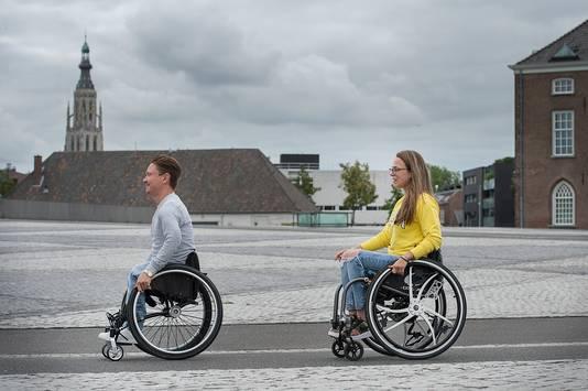 Benjamin Wessels en Sinead Power gaan deelnemen aan de Vierdaagse in Nijmegen.