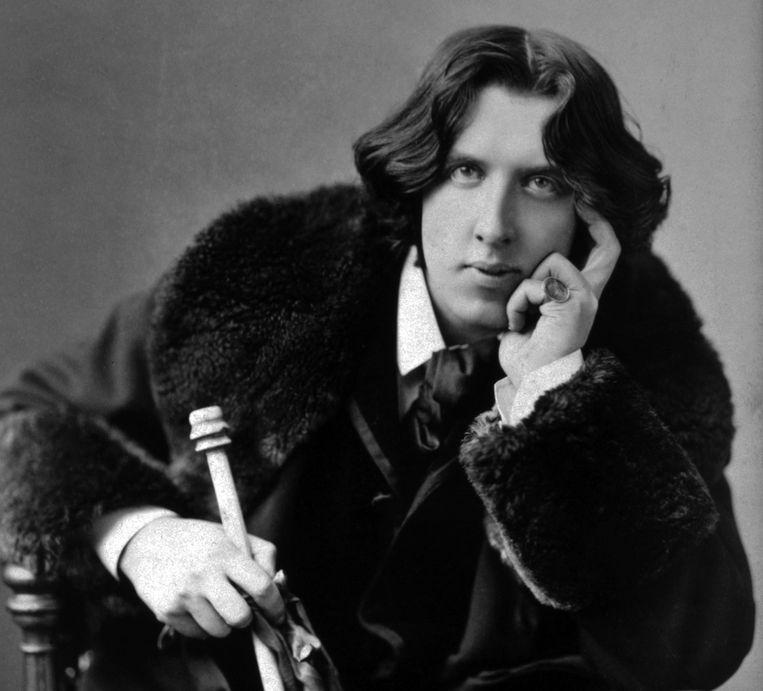 Oscar Wilde Beeld