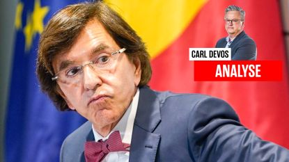 "Politiek analist Carl Devos: ""Onze politici hebben scheidsrechter nodig. Di Rupo zou dat kunnen"""