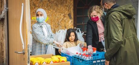 110 maaltijden per dag, elke dag opnieuw: iftar in Gent is voor het tweede jaar op rij een afhaalgebeuren
