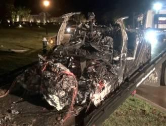 """Tesla-baas Elon Musk: """"Automatische piloot stond uit bij dodelijk ongeval"""""""