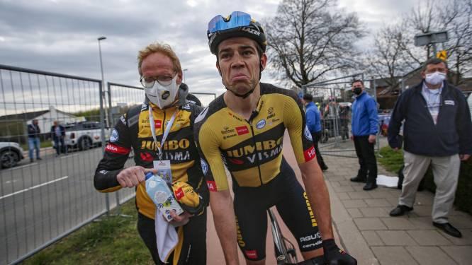 """Geen Dauphiné, geen Ronde van Zwitserland voor Van Aert na appendixoperatie: """"Hij moet vooral zichzelf niet willen voorbij lopen"""""""