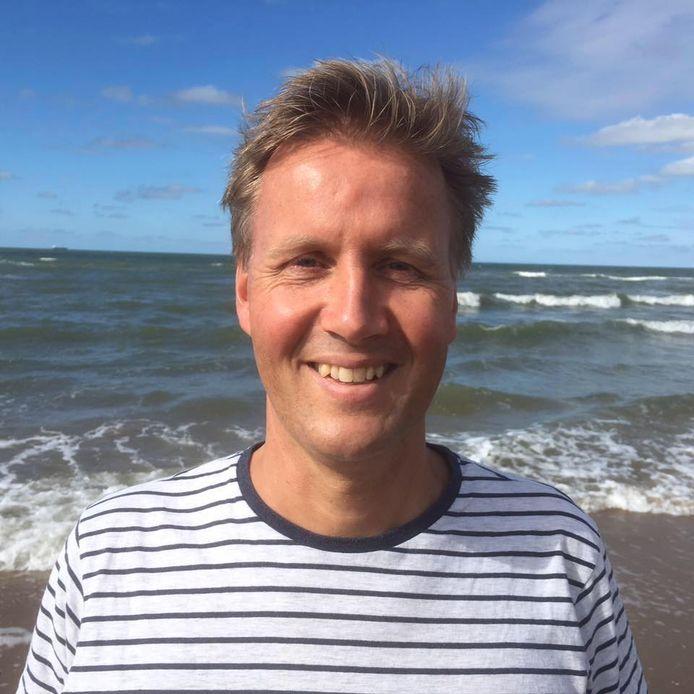 Hans Nijboer is 'outdoor life coach'.