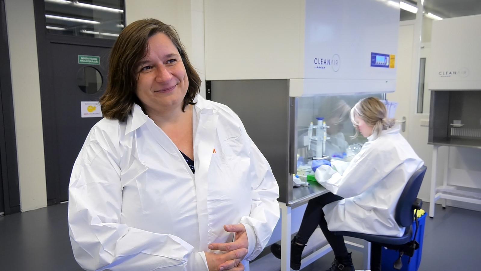 Chantal Reusken van het RIVM.