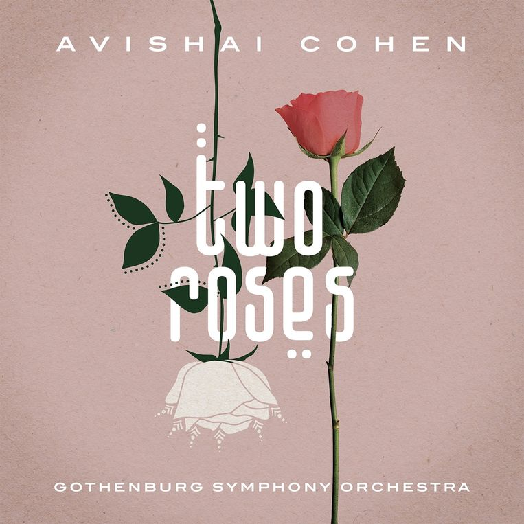 Jazz album hoes Avishai Cohen Beeld RV