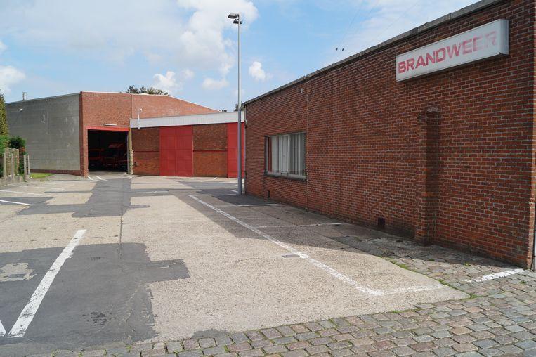 De brandweerkazerne van Tielt in de Felix d'Hoopstraat is aan vernieuwing toe.
