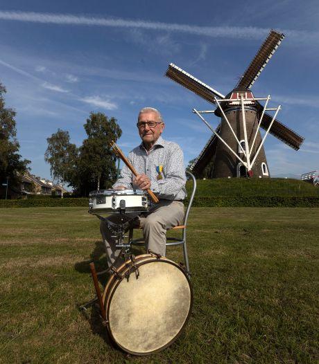 Al 75 jaar besmet met het slagwerkvirus: Bijna hele familie van Lieshoutenaar Wim Gilsing trommelt