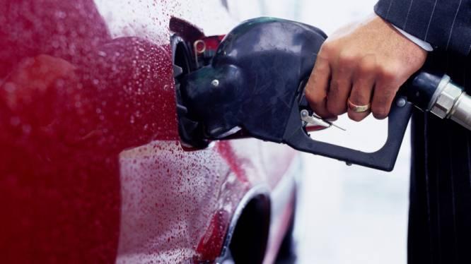 Pomphouder levert water in plaats van benzine