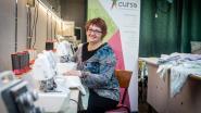 Eerst in de bres voor Australië, nu voor het vaderland: Modeschool naait na buidels nu mondmaskers