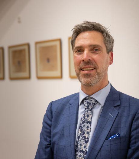 En de nieuwe burgemeester van Moerdijk heet... Aart-Jan Moerkerke (56)