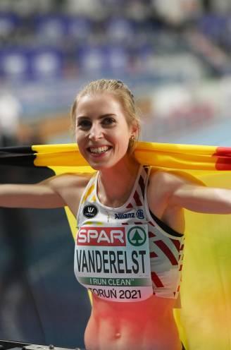 EK INDOOR: Wéér goud voor België: Elise Vanderelst stunt op de 1.500m