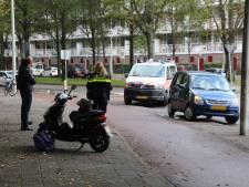 Automobiliste die direct na aanrijding vertrok getraceerd door politie en teruggefloten