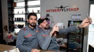 Refaelov en Van Damme willen verlengen bij Antwerp, Mbokani laat alles open