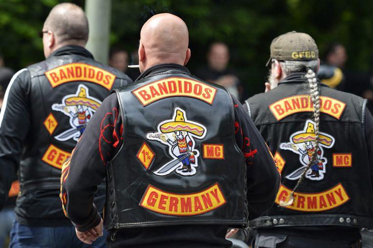 Duitse Bandidos Beeld EPA