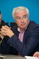 West-Vlaams provinciegouverneur Carl Decaluwé.