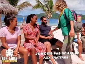 """Thomas proche de tomber dans les pommes, retrouvailles gênantes entre les jaunes: épisode malaise à """"Koh-Lanta"""""""