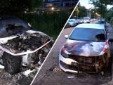 Vier auto's in brand gestoken in Arnhemse wijk Presikhaaf