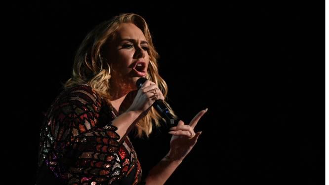 Adele wil concertreeks geven in Las Vegas
