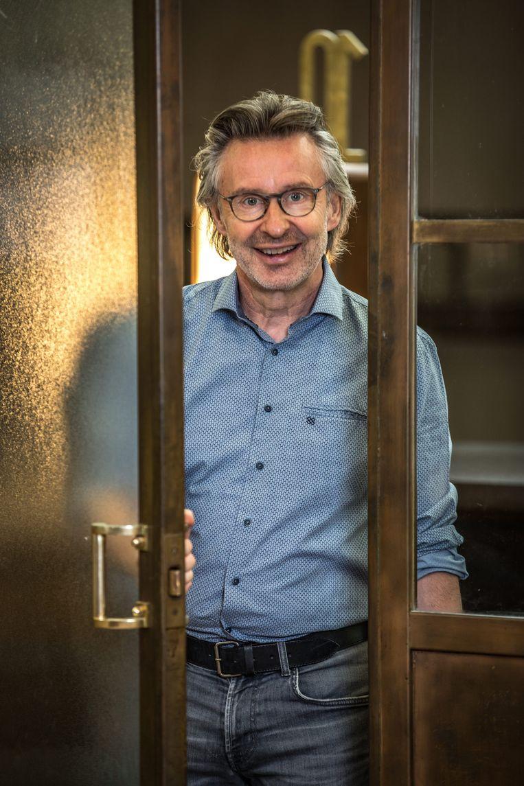 Martin Heylen. Beeld Geert Van Hoeymissen