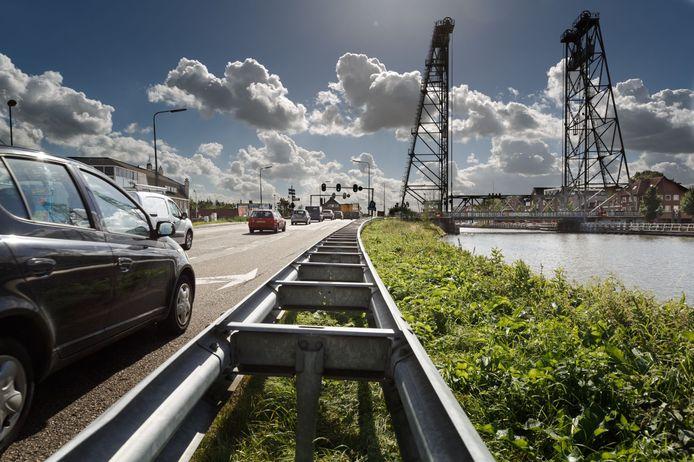 Hefbrug Waddinxveen
