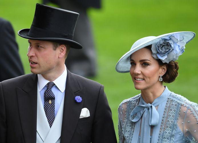 William en Kate waren niet op de hoogte van de wissel.