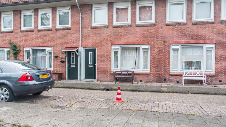 Op de Waddenweg claimen bewoners hun 'eigen plek'. Beeld Jesper Boot