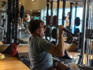 """IN BEELD. Fitnesscentrum David Lloyd ging al om 5u30 weer open: """"Anderen om je heen zien sporten, geeft een extra push"""""""