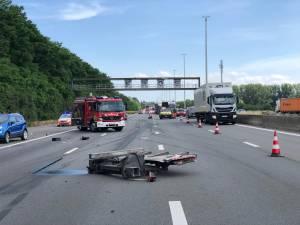 Dodelijk ongeval op E19: twee uur aanschuiven richting Antwerpen