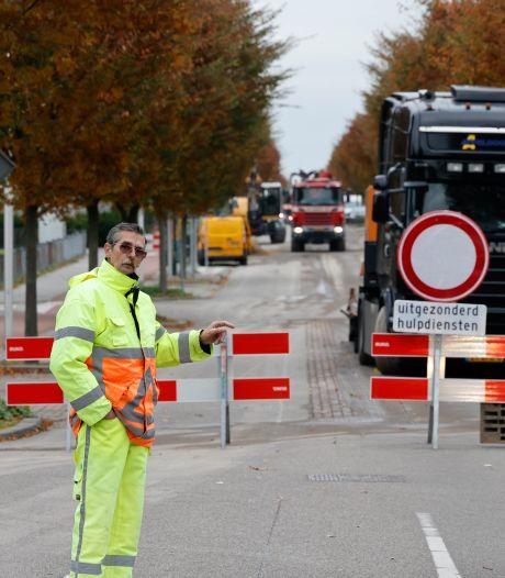 En weer gaat een belangrijke verkeersader op de schop: extra drempels tegen hardrijders