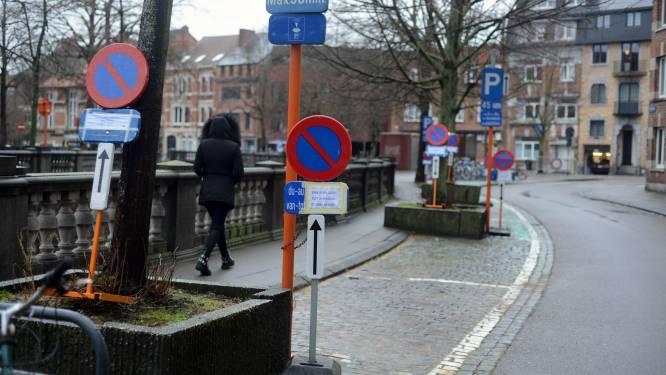 Leuvenaars kunnen alternatieve parkeerplaats reserveren tijdens WK wielrennen