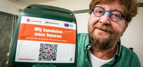 Bijzondere collecte in Hengelo: drie doelen in één bus