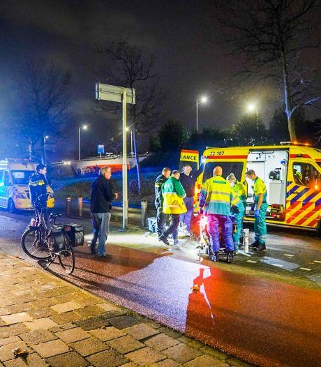 Scooterrijder zwaargewond na botsing tegen paaltje vlakbij DAF in Eindhoven